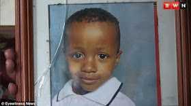 Man Fatally Slashes 5-Year-Old Boy